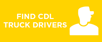 Find CDL Truck Drivers for hire